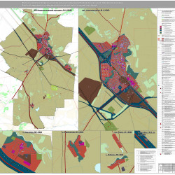 Копии карт планируемого размещения объектов в растровом формате (1)